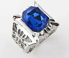 Anime Black Butler Ciel Phantomhive Cosplay Prop Ring Size 10-11