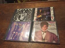 Prince Rare Cd Set Lot Import Target West Germany