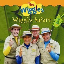 The Wiggles: Wiggly Safari (A Lift the Flap book)