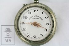 Old Andurina System Roskopf Patent Swiss Made Pocket Watch