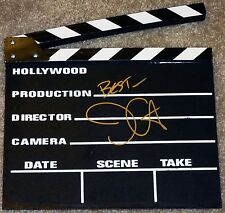 JOHN CARPENTER HALLOWEEN HAND SIGNED AUTOGRAPHED FULL SIZE CLAPPER BOARD! RARE!