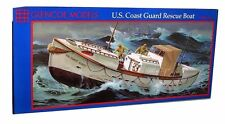 Glencoe US Coast Guard Rescue Boat model kit 1/48
