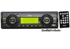 NEW Pyle Marine AM/FM/WB Radio USB/SD Stereo Player Receiver Aux-In for MP3/iPod
