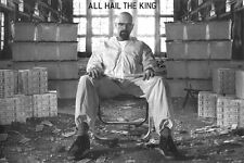 #Z35 All Hail the King Breaking Bad TV Poster 24X36