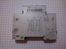 TIME RELAY MHR1, from 0.1sec to 100 h, 24-240VAC or 24VDC DIN Rail Mount FRANCE