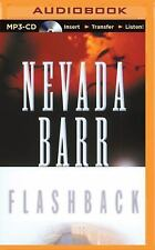 Anna Pigeon: Flashback 11 by Nevada Barr (2015, MP3 CD, Abridged)