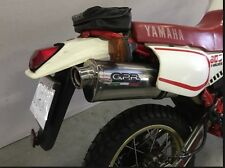Yamaha XT600E Exhaust Trioval by GPR of Italy Italian made XT600E Exhaust.