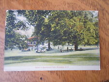 Rochester NY New York, Maplewood Park, early postcard, 1918