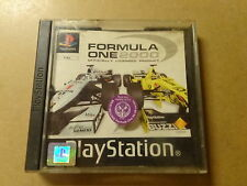 PS1 GAME / FORMULA 1 (ONE) 2000 (PLAYSTATION 1)