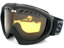 SPY OPTIC Ski / Snow TARGA II Goggles Matte Black / Vented Bronze Lens NEW
