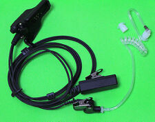 Covert Acoustic Earpiece for Motorola Radio HT1000 GP900 MTS2000 XTS3000