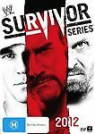 WWE - Survivor Series 2012 (DVD, 2013) NEW AND SEALED