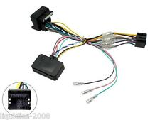 Cthup-fd01 FORD MONDEO C-MAX FOCUS TRANSIT FIESTA S-MAX CAN-BUS ISO Harness Lead