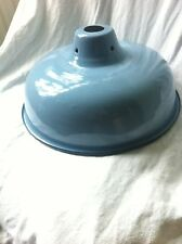 Enamel Industrial or Vintage Style Lampshade/Lightshade/Shade various colours