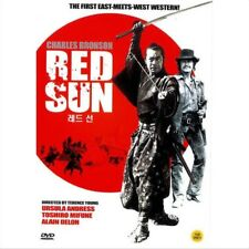 RED SUN (1971) DVD - Charles Bronson, Alain Delon (New & Sealed)