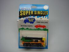 MAJORETTE-SUPER SINGLES-CRANE #228-SAVIEM,GRUE-1/132--MADE IN FRANCE-SEALED
