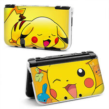 POKEMON PIKACHU Hard Case Cover For NEW NINTENDO 3DS DSL,DSi, new consoles XL