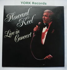 HOWARD KEEL - Live In Concert - Excellent Condition Double LP Record BBC REQ 744