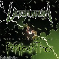 ULTIMATUM - MECHANICS OF PERILOUS TIMES (CD, Retroactive) Christian Thrash Metal