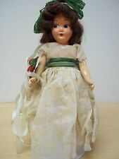"Vintage Antique La Madelon 11"" Doll - 1940's - Excellent"