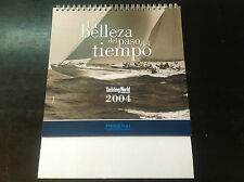 Calendar  PANERAI Laboratorio de Ideas - Yachting World España 2004 - Español