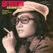 Saigon Rock & Soul: Vietnamese Classic Tracks 1968-1974 by Various Artists...