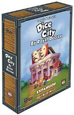 AEG: Dice City - By Royal Decree expansion (New)