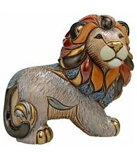 DeRosa Rinconada Lion # F113 Ceramic Figurine NEW IN BOX