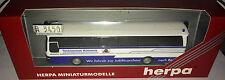 """herpa 146418 – Setra S 215 HD Omnibus """"50 Jahre THW Berlin"""", H0 1:87, neu+OVP"""
