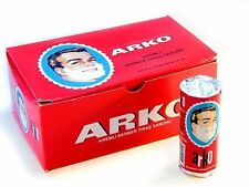 Arko Shaving Cream Soap Stick - 6 Pieces UK SELLER
