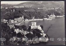 LA SPEZIA LERICI 57 SAN TERENZO Cartolina FOTOGRAFICA viaggiata 1959 - ALTEROCCA