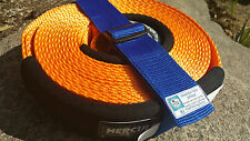 RECOVERY TIDY STRAP (made in SA) for Snatch, Winch, & Other 4WD / 4x4 Straps