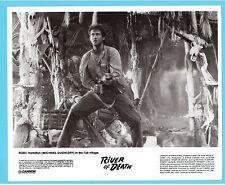 River of Death Michael Dudikoff 1988 Movie Film Press Photo