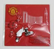 ▓ MANCHESTER UNITED RED  FRIDGE / REF MAGNET COLLECTIBLE SOUVENIR
