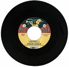 "LORRAINE CHANDLER  ""I HEAR MUSC""    PREV. UNISSUED   NORTHERN SOUL     LISTEN!"