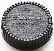 Tokina Rear Lens Cap For Nikon F AI AIS AF AFS LF1 Mount Lenses