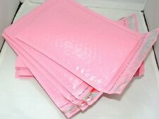 20 Pastel Pink 6x9 Padded Poly Bubble Mailers Premium Quality Shipping Envelopes
