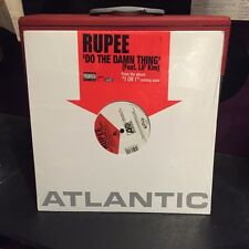 "Rupee ""Do The Damn Thing"" feat. Lil Kim [12 inch vinyl] single New! SEALED! 2005"