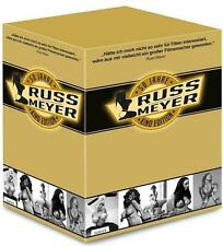 Russ Meyer Kinoeditions-Box - 7 kultige Original Kinofilme (2014) - DVD - NEU