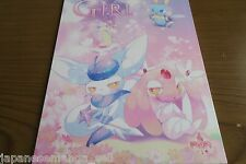 Doujinshi POKEMON Mesprit X Meowstic Audino etc (A5 36pages) GIRL Amthena Cosith