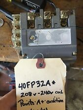 40FP32a Furnas Contactor. Points A1 Condition. 208 Coil. 45 Amp $300 Obo