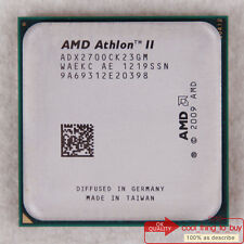 AMD Athlon II X2 270 Dual-Core CPU (ADX270OCK23GM) Socket AM3 3.4/533 Free ship