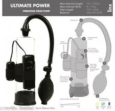 Ultimate Power Next Generation Penis Pump Impotence Erection Sex Aid Bigger
