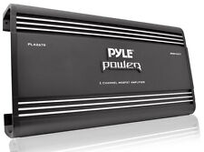 Pyle PLA2678 2 CANALI 4000 W bridgeable 12V Auto Stereo Speaker Amplificatore