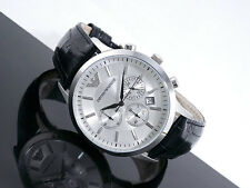 ***AXMANIA*** 100% BRAND AR2432 NEW MENS EMPORIO ARMANI WATCH *TOP UK SELLER*