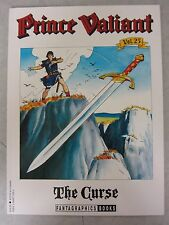 Prince Valiant Volume #25 ~ The Curse ~ First Printing (1995) Fantagraphics