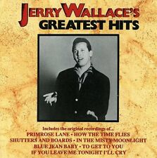 Jerry Wallace - Greatest Hits [New CD] Manufactured On Demand