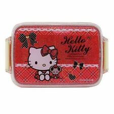 Sanrio Hello Kitty Japanese Bento Lunch Box Food Container 450ml MADE IN JAPAN