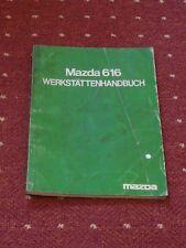 Werkstatthandbuch Mazda 616 original 1973 Reparaturhandbuch Anleitung Schaltplan