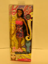 Barbie Hair-Tastick Long sparkly Hair African American    Ages 3+   New in Box